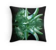 Incendia -- Space Critter 1 Throw Pillow