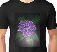 Jazzy Bloom Unisex T-Shirt