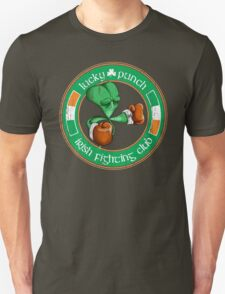Lucky Punch Irish Fighting Club T-Shirt