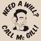 Need A Will? Call Mc Gill! by Galeaettu