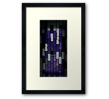 the sentients #2 Framed Print