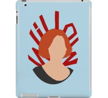 Willow Silhouette iPad Case/Skin