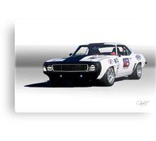 1969 Chevrolet Camaro 'Ultimate Street Car' 2a Metal Print