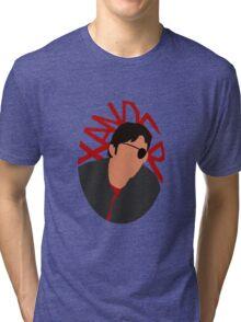 Xander Silhouette Tri-blend T-Shirt