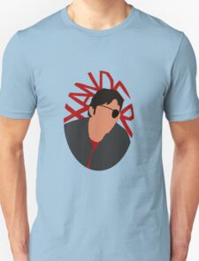 Xander Silhouette Unisex T-Shirt