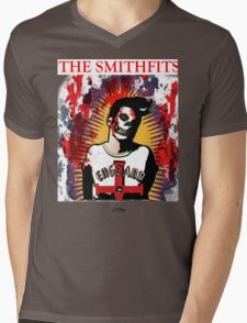 The Smithfits - Our Lady of Perpetual Horror Mens V-Neck T-Shirt