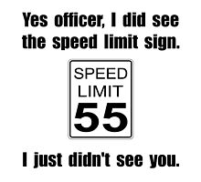 Speed Limit by TheBestStore