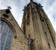 Church Tower by LocustFurnace