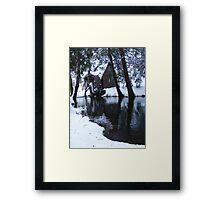 Little Bear Creek Framed Print