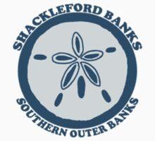 Shackleford Banks - North Carolina.  T-Shirt