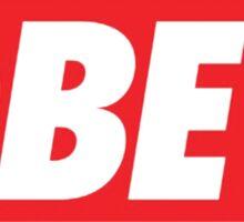Obey Logo Sticker