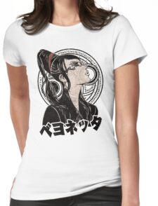 The Witch 03 Womens Fitted T-Shirt