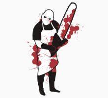 Chainsaw Butcher by tastydaver