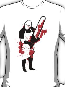 Chainsaw Butcher T-Shirt