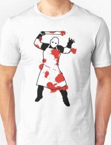 Knife Butcher Unisex T-Shirt