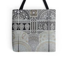 Ornamental Abstract Design Pattern  Tote Bag