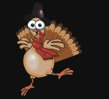 Thanksgiving Turkey Pilgrim!!! by graphicdoodles