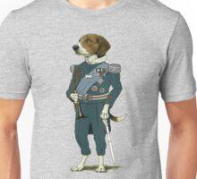 Dog In Uniform  Unisex T-Shirt