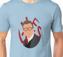 Giles Silhouette Unisex T-Shirt