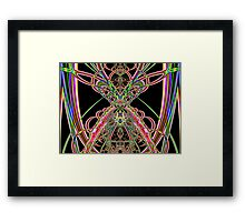 'Renaissance Man (Born to Synthesize) Framed Print