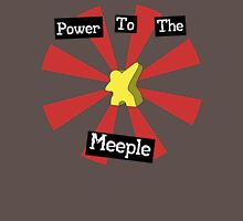 Power To The Meeple Unisex T-Shirt