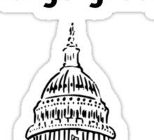 Stupid Politicians Sticker