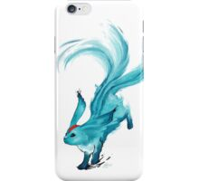 The blue carbuncle iPhone Case/Skin