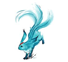 The blue carbuncle Photographic Print