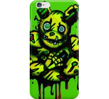 Springtrap - Five Nights at Freddy's iPhone Case/Skin