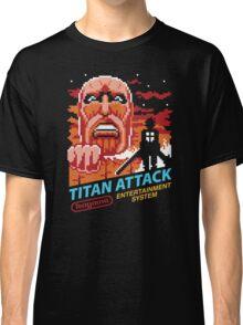 Titan Attack Classic T-Shirt