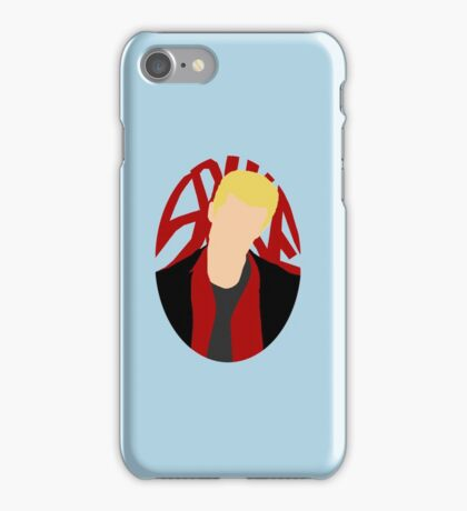 Spike Silhouette iPhone Case/Skin