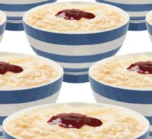 Unlimited Rice Pudding Sticker