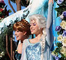 Frozen Fantasy by RozeeRossi