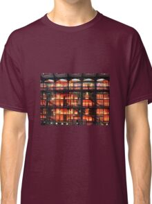 Illuminated Staircase Classic T-Shirt