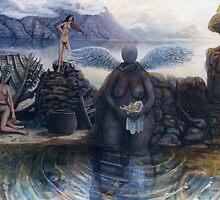 goddess dreaming 2 by Tony  Bennett