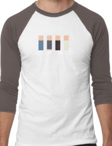 Abridged Road Men's Baseball ¾ T-Shirt