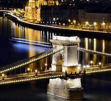 Budapest night ! by erkaphoto