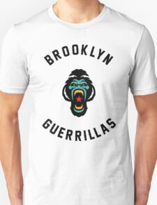 Brooklyn Guerillas Unisex T-Shirt