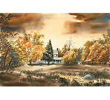Dorothy Reese Home - After Rain Photographic Print