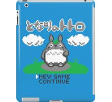 8-Bitoro iPad Case/Skin