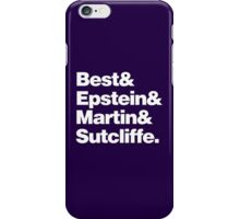 THE FIFTH BEATLE iPhone Case/Skin