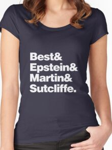 THE FIFTH BEATLE Women's Fitted Scoop T-Shirt