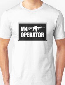M4 OPERATOR Unisex T-Shirt