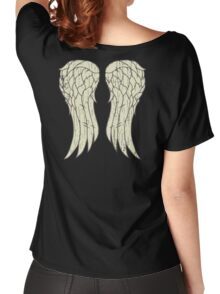 Daryl's Wings Women's Relaxed Fit T-Shirt
