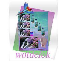 Tokyo Chopshop - wotdefok Poster