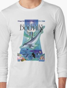 Dolphin Ecco Long Sleeve T-Shirt