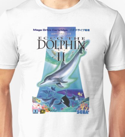 Dolphin Ecco Unisex T-Shirt