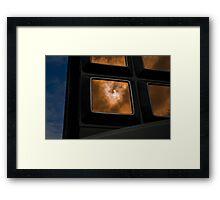 Darkitecture Framed Print