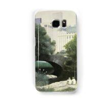 Summer Days(Central Park-New York City) Samsung Galaxy Case/Skin
