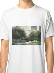 Summer Days(Central Park-New York City) Classic T-Shirt
